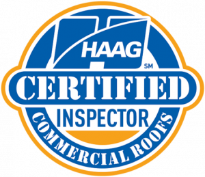 HAAG Certified Inspector Commercial Roofs