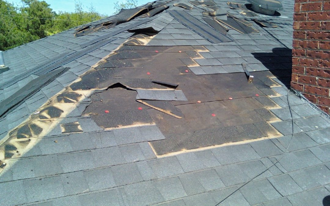 Don't repair your own roof!