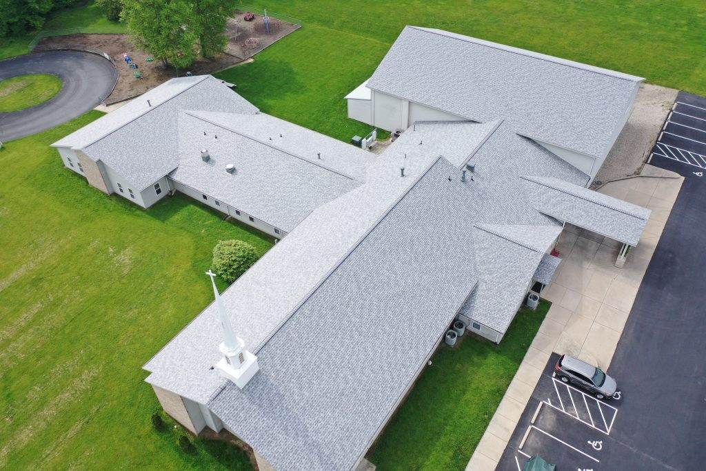 ZCI General Contracting   Commercial roof replacement   Beavercreek, Ohio
